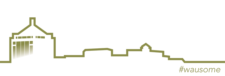 #wausome - Downtown Wausau is the perfect mix of action and relaxtions.  We love it.